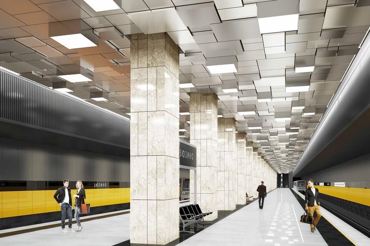 Станция «Зюзино». Фото: stroi.mos.ru