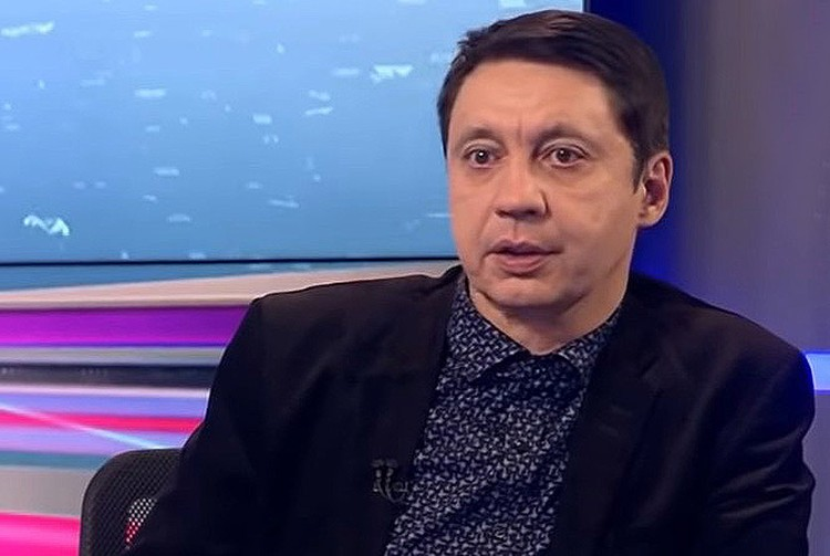 Проректор Финансового университета при Правительстве РФ Александр Сафонов.