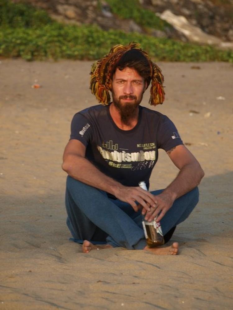 Дмитрий Матвеев попал в Индию 12 лет назад.