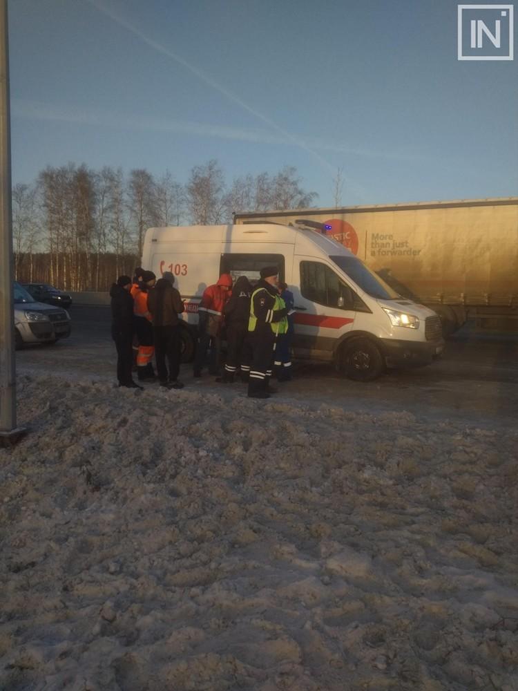 Фото: Инцидент Екатеринбург