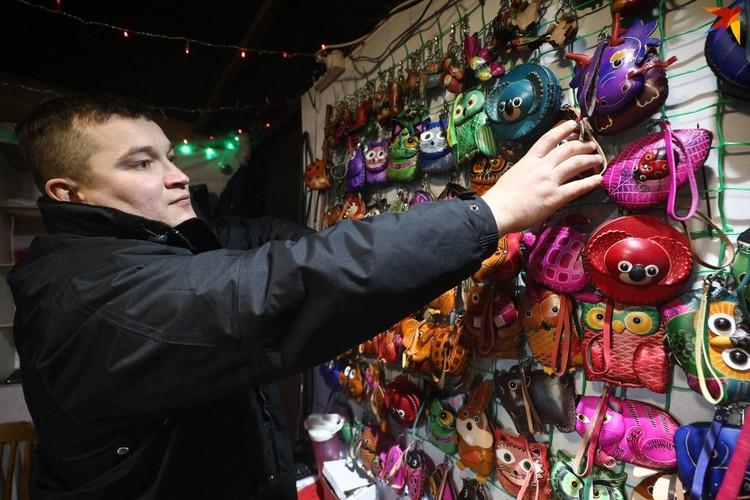 В Минске начались рождественские и новогодние ярмарки-2020