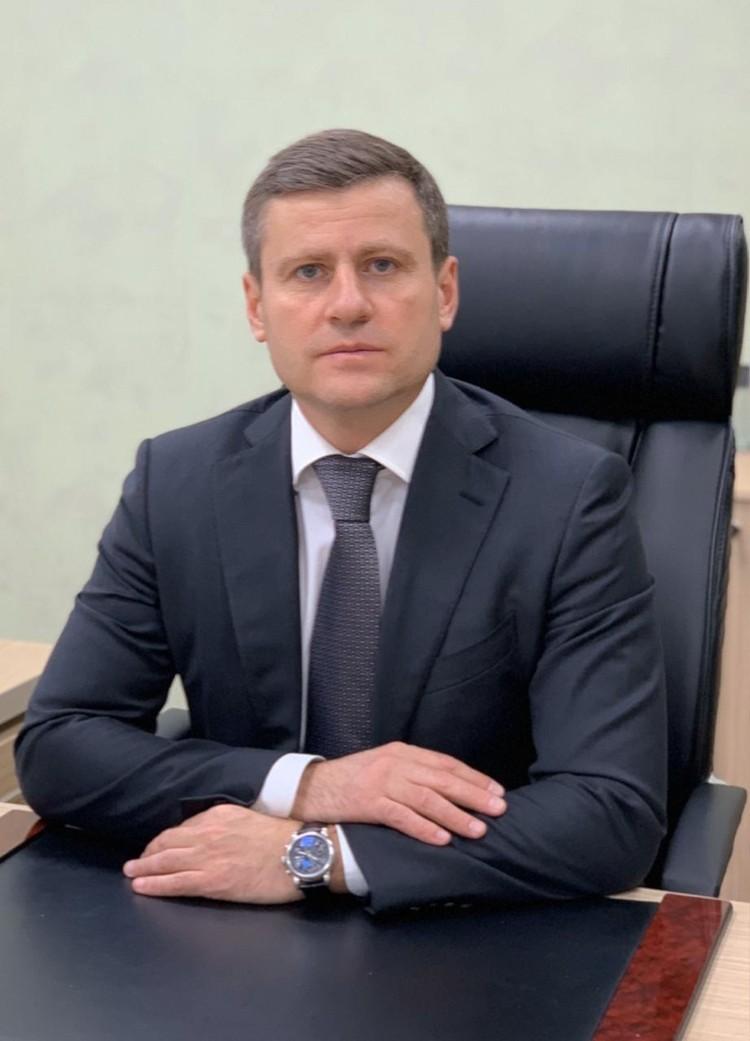 Директор МУП «Тверьгорэлектро» М. Г. Сульман