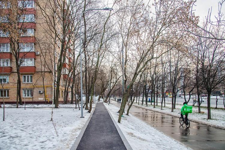 Фото предоставлено пресс-службой Комплекса городского хозяйства Москвы.