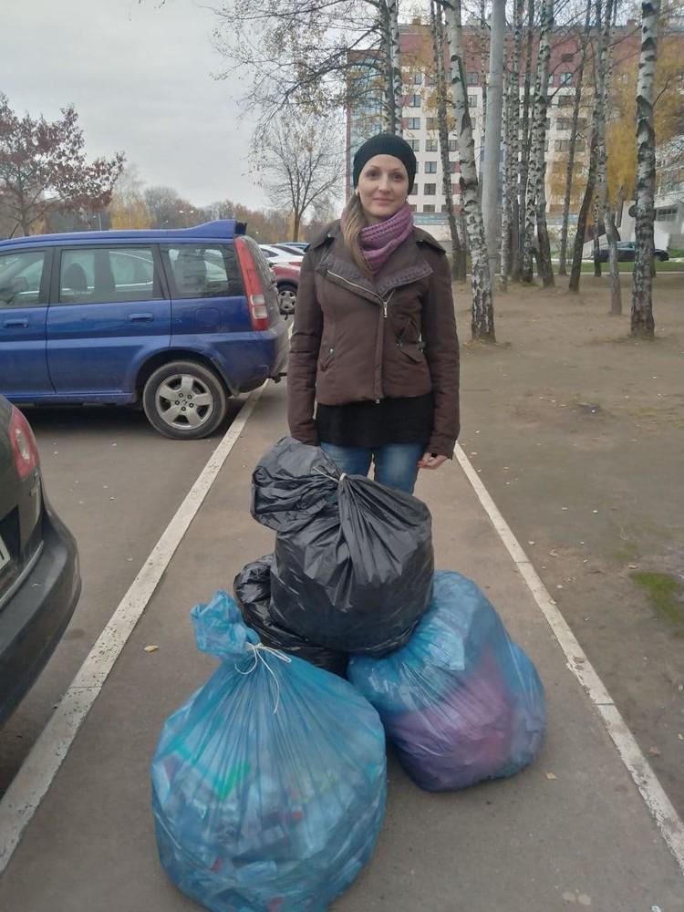 Все собранные лекарственные средства, которыми лечиться уже нельзя, экологи привезли для проведения анализа в Минск, в медуниверситет.