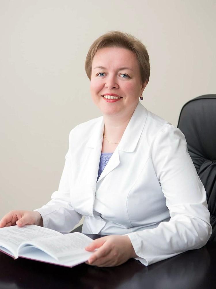 Профессор Сеченовского университета, директор Института персонализированной онкологии, доктор медицинских наук Марина Секачева