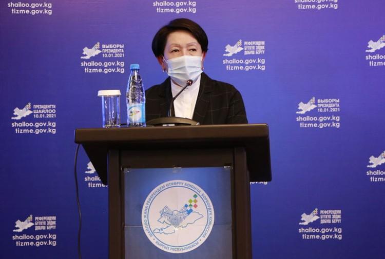 Глава ЦИК Нуржан Шайлдабекова прокомментировала ситуацию с явкой на выборах.