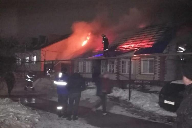 В пожарах погиб 1 человек