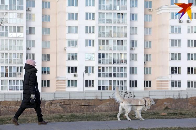 Сейчас средний ценник предложений в Минске - около 1300 долларов за квадратный метр.
