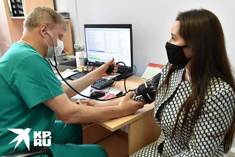 Чуть больше половины россиян регулярно проходят диспанцеризацию.