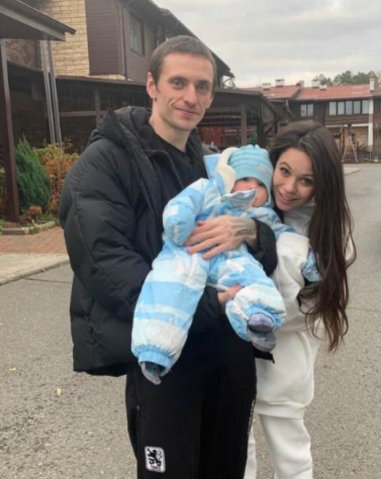 Сергей Полунин и Елена Ильиных решили, что, если сына назвать Миром, в армию он точно не пойдет.