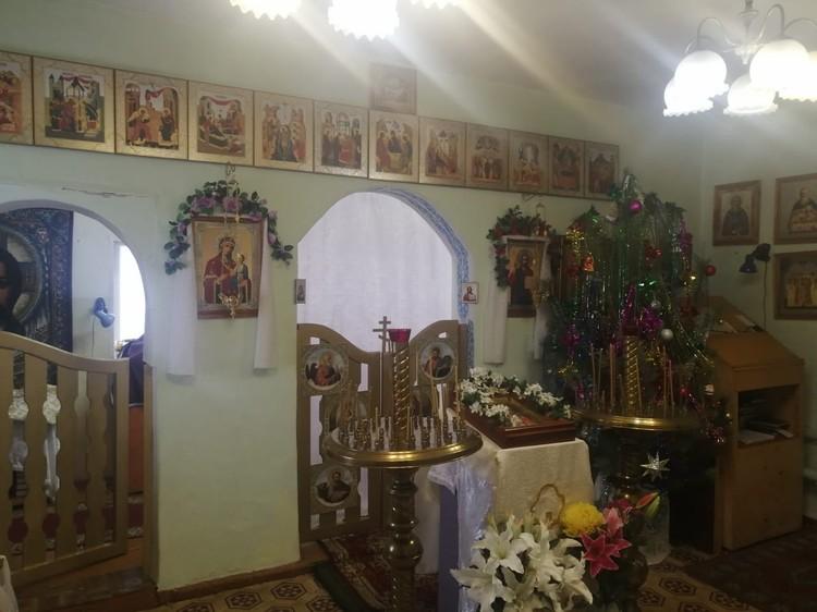 Сейчас прихожанам предлагают арендовать храм за 15 тысяч рублей в месяц. Фото: Анастасия Гордеева
