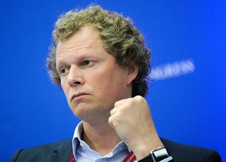 Руководитель ФНС России Даниил Егоров. Фото Сергей Бобылев/ТАСС