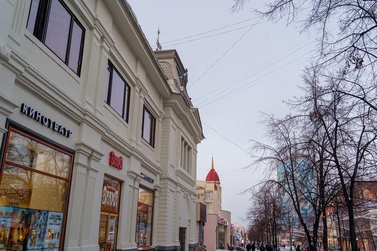 В кинотеатрах можно выиграть сертификаты в ресторан. Фото: Культура174.ru