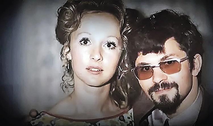 Звезда «Руслана и Людмилы» Наталья Петрова и ее муж Бабек Серуш. Фото: Личный архив
