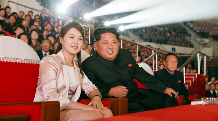 Ли Соль Чжу впервые за год вышла в свет. Фото: ЦТАК