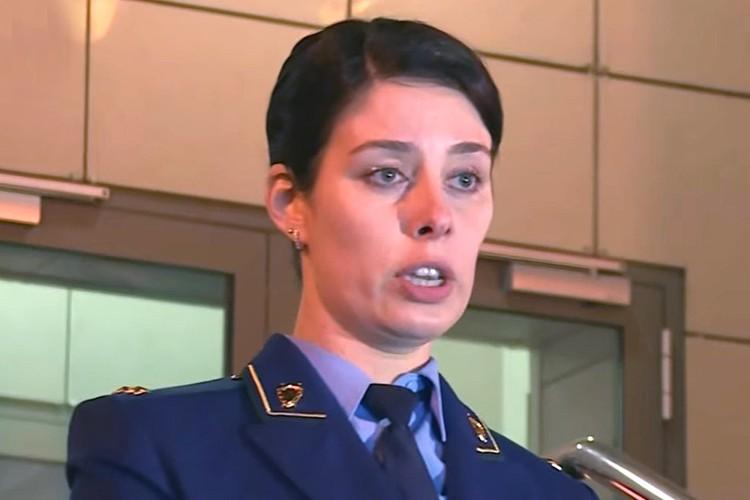 Прокурор Екатерина Фролова. Кадр из видео РОССИЯ 24