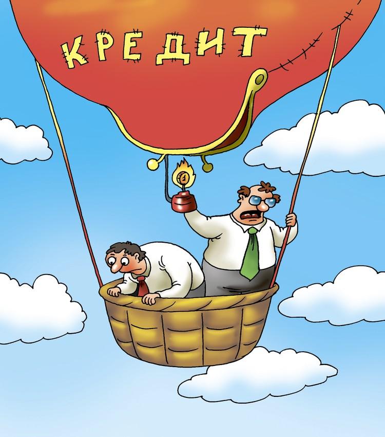 Лопнет ли в России кредитный пузырь?