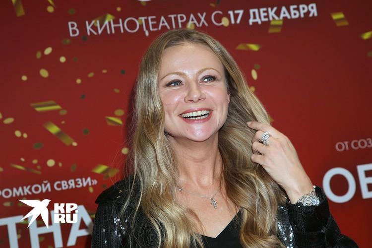 Мария Миронова - дочь Екатерины Градовой и Андрея Миронова.
