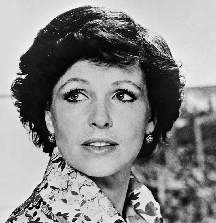 Актриса Наталья Фатеева, 1978 г. Фото: ТАСС