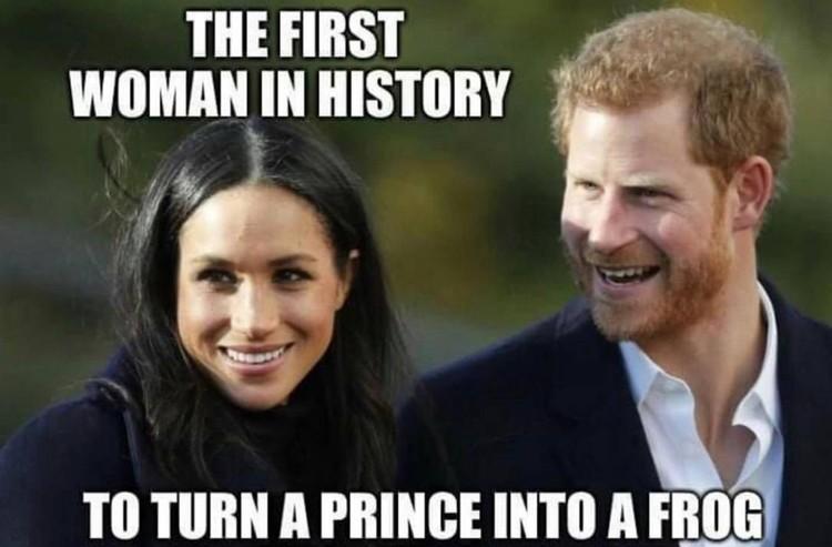 Единственная в мире женщина, которая превратила принца в лягушку