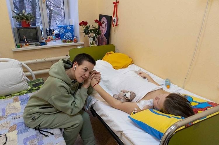 Мария Петрова не давала ни сыну и ни мужу усомниться, что все будет хорошо! Фото: Мария Петрова