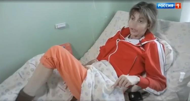 Алиса в настоящее время находится в больнице. Фото: Россия 1
