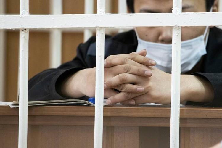 Один из убийц Руслана сейчас за решеткой. Фото: Забайкальский краевой суд.