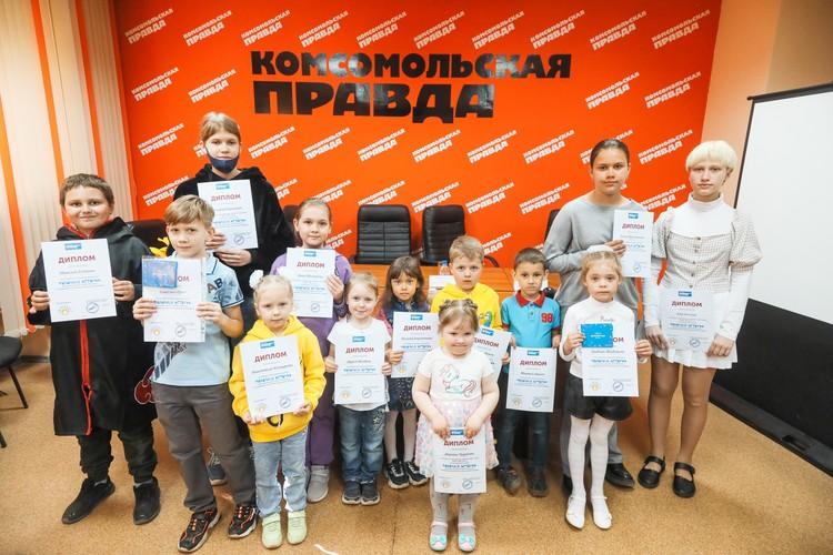 Встреча победителей в Красноярске