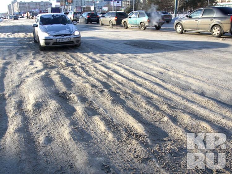 По прогнозам синоптиков, потеплеет в Татарстане к выходным, тогда и дороги станут лучше