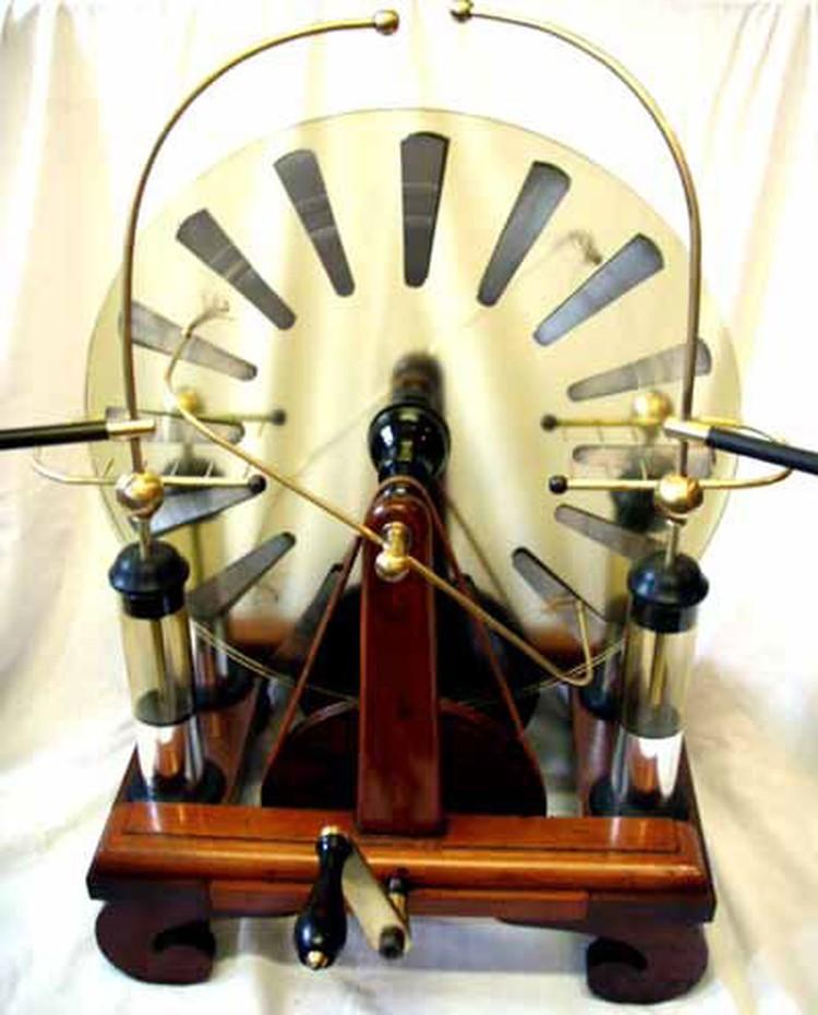 Такими инструментами пользовался Наркевич-Иодко в своей лаборатории.