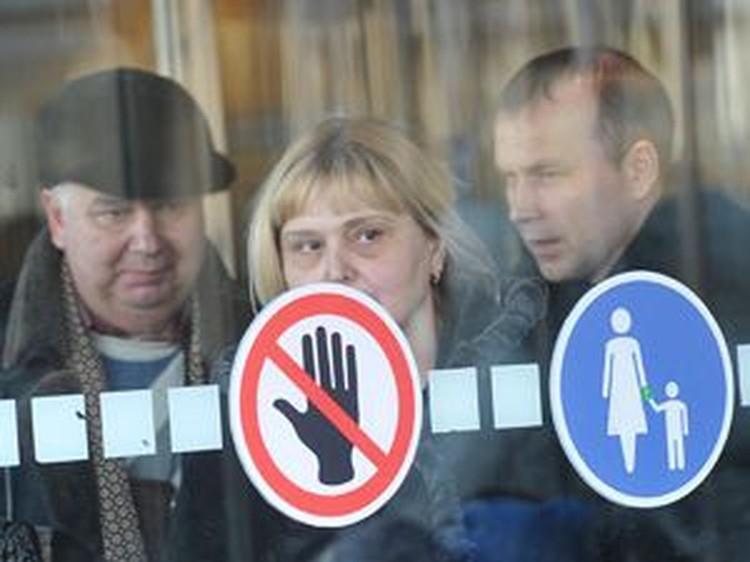Такими знаками, которыми расцвечены наши аэропорты, террористов вряд ли остановишь. И уж тем более не обеспечишь безопасность россиян.