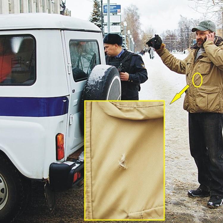 Вадим Шиманов из-за виртуальной дискуссии получил пулю в реале.