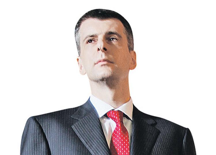 Михаил Прохоров, $18 млрд.