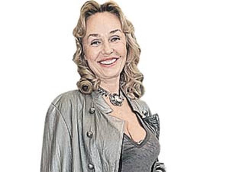 Андрейченко даже не знает, сколько ей лет: все мысли - о медитациях, позитивном настрое и здоровом образе жизни.