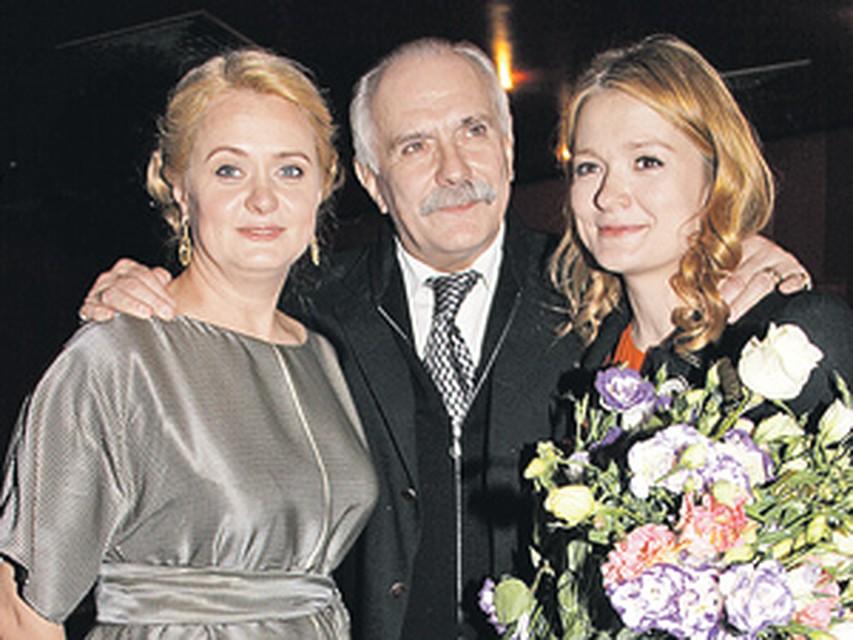 семья никиты михалкова фото сыном изучаем