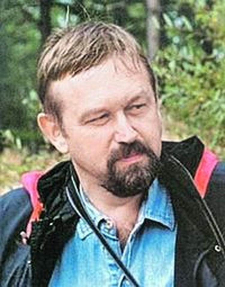 Владимир Полеванов.