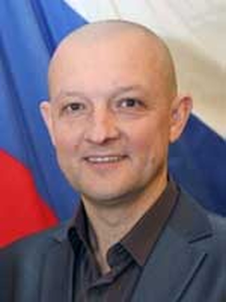 Геннадий Анатольевич Антонцев.