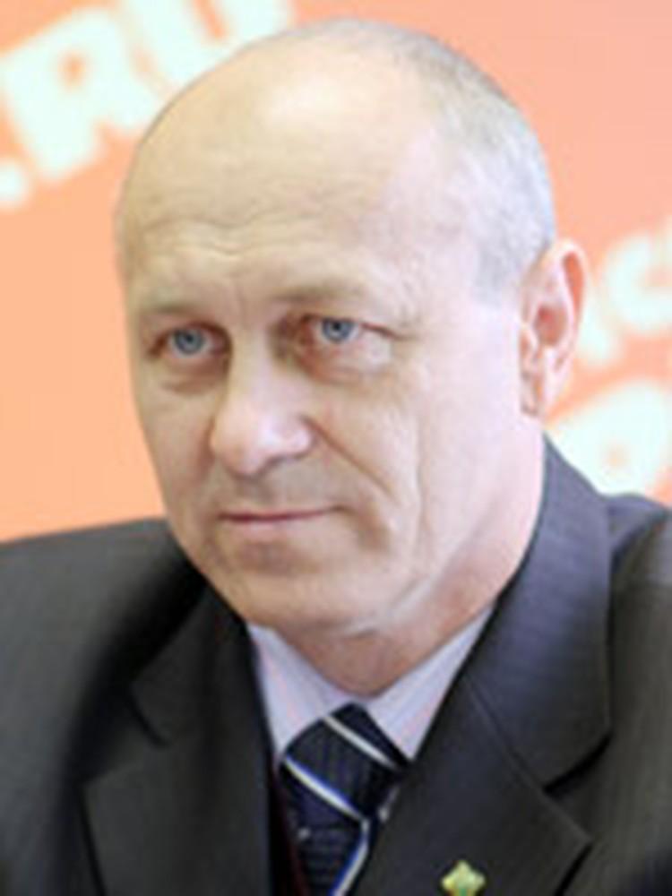Николай Исаев.