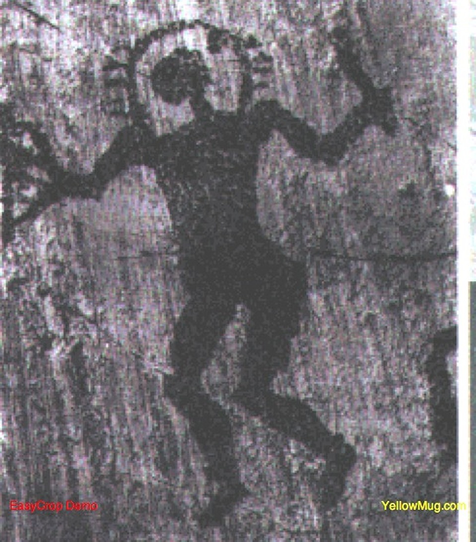 Рисунки древних догонов.