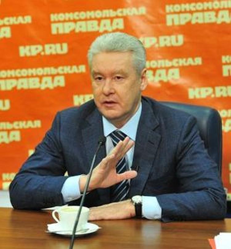 Сергей Собянин: «В одночасье изменить жизнь в столице нельзя, но результаты будут обязательно!»