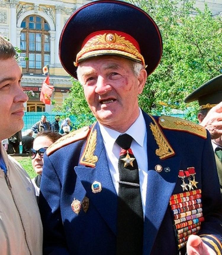 Бывший сотрудник НКВД с семью орденами Ленина
