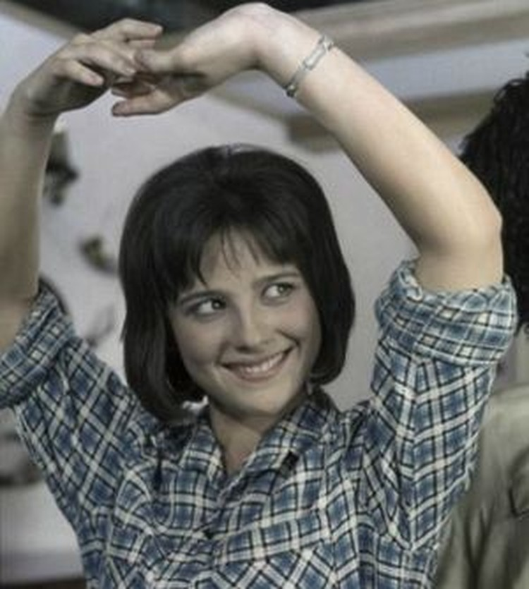 В СССР не было слова «секс-символ». Ему придумали советский синоним: красавица комсомолка!
