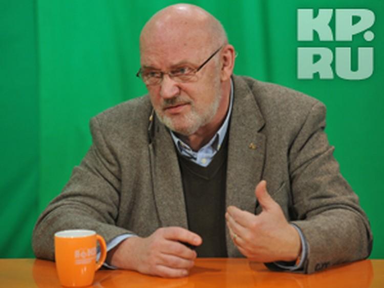 постоянный эксперт радио КП и телеканала КП Кирилл Андерсон поведал малоизвестные факты об эпохе Хрущева