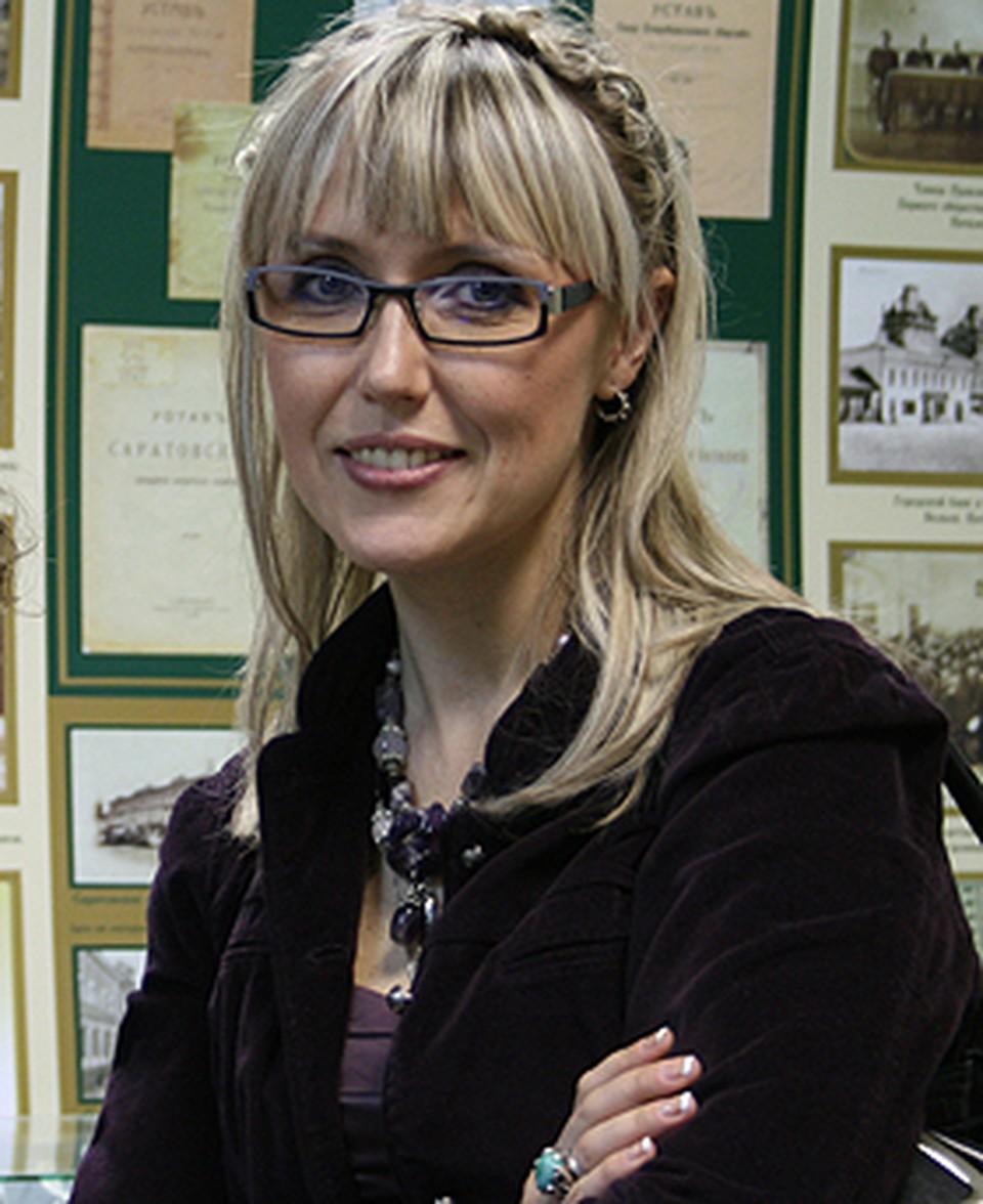 Автор передачи и постоянный эксперт в студии Вера Шулькова.