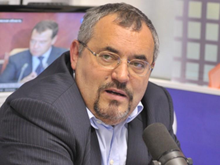 Общественный и политический деятель Борис Надеждин
