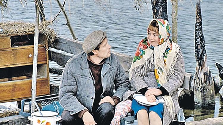 Василий и Надя (Александр Михайлов и Нина Дорошина, «Любовь и голуби»)
