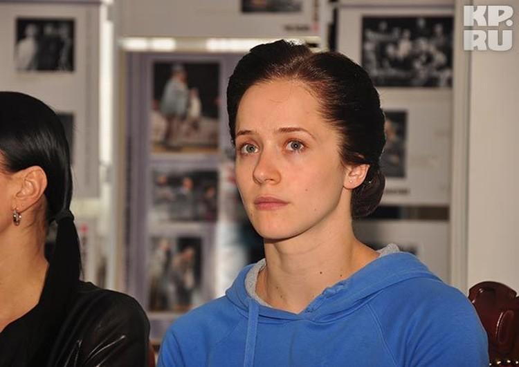 Для молодой актрисы Ольги Лерман Анна Каренина - первая главная роль