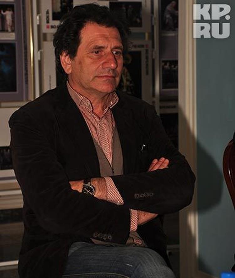 Народный артист России Евгений Князев признался, что участие в Анне Канениной - самый необычный опыт в его жизни