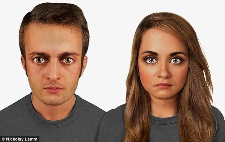Люди через 60 тысяч лет