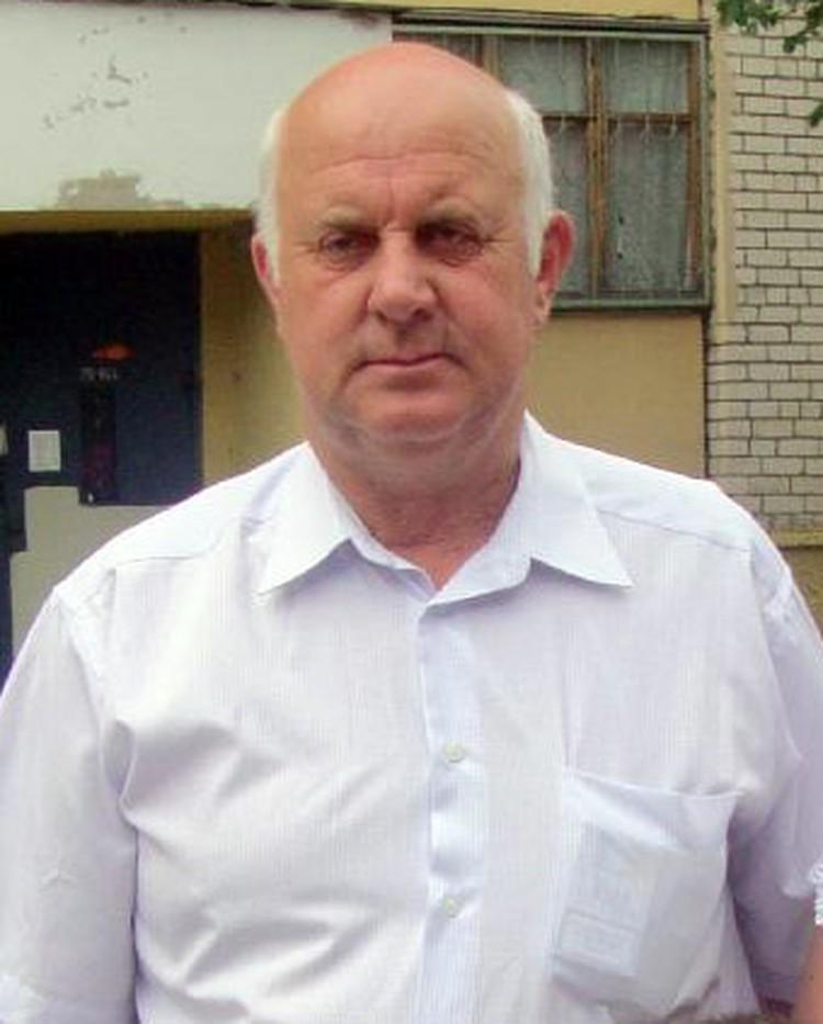 Убитого зовут Юрий Москаленко, он работал в белорусской транспортной фирме.